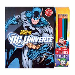 Klutz Draw the DC Universe