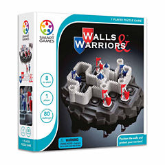 Smart Toys and Games Walls & Warriors