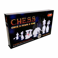 ScienceWiz Products Deluxe Chess - Once a Pawn a Time