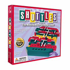 Be Good Company Shuttles - The Moving Maze Strategy Game
