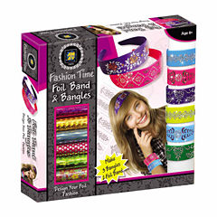 Band And Bangles Kids Jewelry Kit