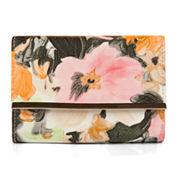 Mundi® Amsterdam Indexer Pastel Floral Wallet