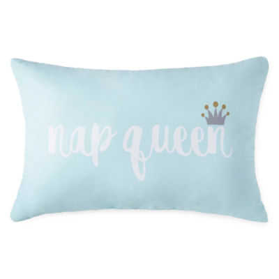 Home Expressions Nap Queen Decorative Pillow