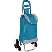 Honey-Can-Do® 3-Wheeled Bag Cart