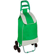 Honey-Can-Do® 3-Wheeled Bag Cart