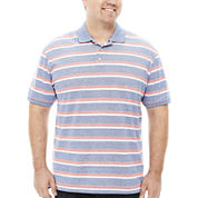 The Foundry Big & Tall Supply Co.™ Short-Sleeve Cotton Polo