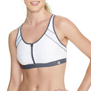 Champion® Zip-Front Sports Bra - 7920