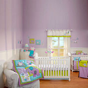 NoJo® Dreamland 4-pc. Crib Bedding Set
