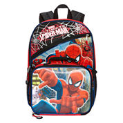 Spider-Man Backpack with Lunchkit - Boys