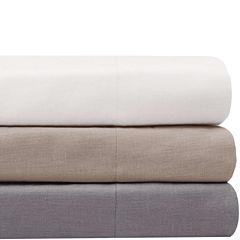 Madison Park Signature Cotton Linen Sheet Collection