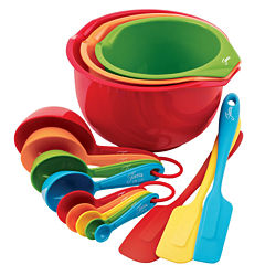 Fiesta® 15-pc. Prep & Serve Set