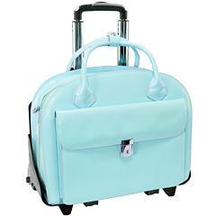 McKlein Glen Ellyn Wheeled Bag