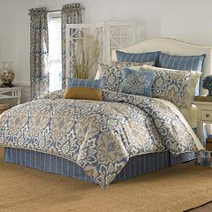 Croscill Classics® Wainscott Medallion 4-pc. Comforter Set & Accessories