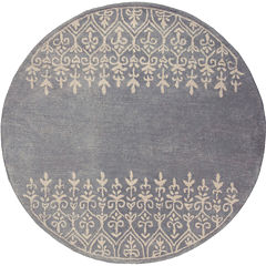 Donny Osmond Traditions by KAS Traditions Round Rug
