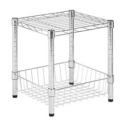 Honey-Can-Do® Urban Table with Basket