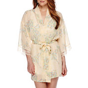 Flora Chiffon Kimono