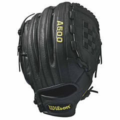 Wilson A500 12in Left Hand Baseball Glove