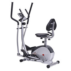 Body Flex Body Power 3-In-1 Trio Trainer Elliptical