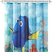 Disney® Finding Dory Lagoon Shower Curtain