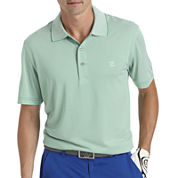 IZOD® Short-Sleeve Greenie Feeder Polo