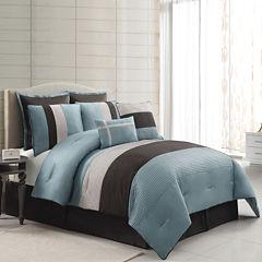 VCNY Essex 8-pc. Comforter Set