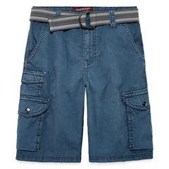 Arizona Twill Cargo Shorts - Big Kid Boys