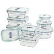 Glasslock® 18-pc. Container Value Gift Box Set
