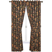 Waverly® Imperial Dress Rod-Pocket Curtain Panel with Tieback