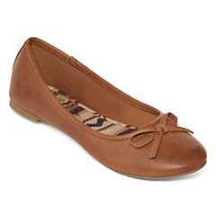 Arizona Vasha Bow Slip-On Flats