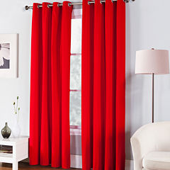 Fiesta® Cotton Grommet-Top Curtain Panel