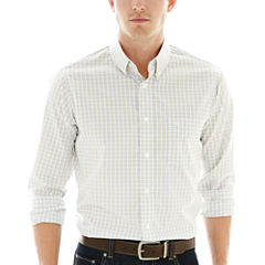 Dockers® Long-Sleeve Signature Anchor Gingham Shirt