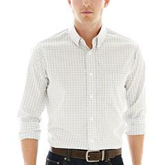 Dockers® Long-Sleeve Signature Anchor Gingham Shirt