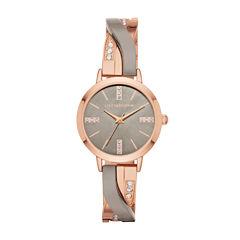 Liz Claiborne Womens Multicolor Bracelet Watch-Lc1344