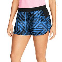Champion Stripe Running Shorts