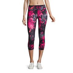 Tapout Knit Workout Capris