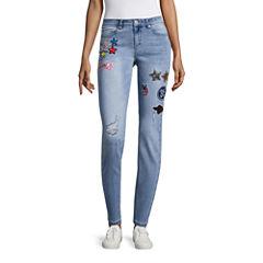 i jeans by Buffalo Americana Patch Skinny Jeans