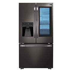 LG 23.5 cu. ft. Counter Depth InstaView Door-in-Door Refrigerator