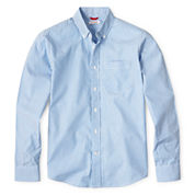 IZOD® Long-Sleeve Oxford Shirt - Boys 4-20