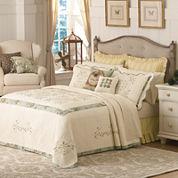 MaryJane's Home Vintage Treasure Bedspread