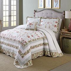 MaryJane's Home Wild Rose Bedspread