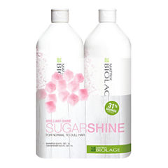 Matrix Biolage Sugar Shine Value Set - 67.6 oz.