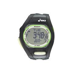 Asics AR08 Night Run Gray Strap Watch-CQAR0807Y