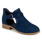 Journee Collection Tinsley Womens Bootie