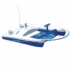 Dunn Rite Jet Net Boat Pool Skimmer w/ Remote Control