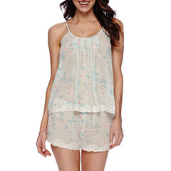 Flora Cami Short Set