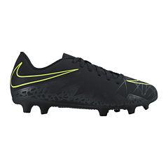 Nike® Jr. Hypervenom Phade 2 Soccer Cleats - Little Kids/Big Kids