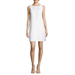 Nicole By Nicole Miller Sleeveless Shift Dress