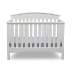 Delta Children Abby Baby Crib - Painted