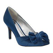 I. Miller® Velma Bow Peep-Toe Pumps