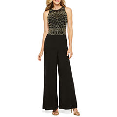 Jackie Jon Sleeveless Jumpsuit